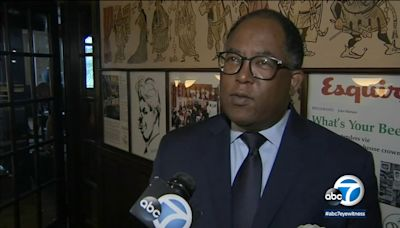 LA Councilman Mark Ridley-Thomas indicted on corruption charges