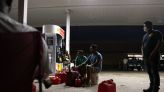 Louisianans Scramble to Find Fuel for Generators After Ida