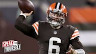 Marcellus Wiley: Baker Mayfield's inconsistency does not make him trustworthy and a top 10 quarterback I SPEAK FOR YOURSELF