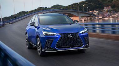 大改Lexus NX首見PHEV動力 傳可望年底前登陸臺灣
