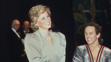 """'The Crown' Left Out Alot About Princess Diana's Real Dance to Billy Joel's """"Uptown Girl"""""""