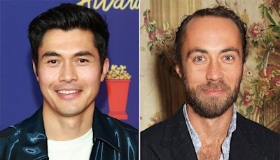 Henry Golding Shares His 'Brush' with Royalty — He Once Cut Kate Middleton's Brother's Hair!