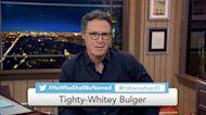 Stephen Colbert's #HeWhoShallBeNamed Is America's Favorite Trending Topic