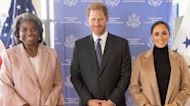 Meghan Markle And Prince Harry Meet With UN Ambassador To Discuss Covid-19 And Racial Justice