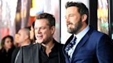 Matt Damon opens up about working with Ben Affleck for the first time since 1997's 'Good Will Hunting'