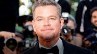 Matt Damon reveals his daughter had COVID-19