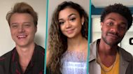 Madison Bailey, Jonathan Daviss, & Rudy Pankow Promise 'Outer Banks' Season 2 Is 'Way More Action-Packed