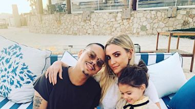 Evan Ross Says Daughter Jagger, 5, Was Initially 'Furious' About Getting a Baby Brother: 'So Upset'