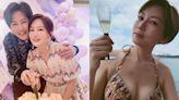陳美詩40歲生日依然似足少女 同老公孫耀威獲封最強凍齡夫婦