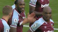 Antonio snatches West Ham lead over Tottenham