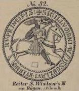 Vitslav III, Prince of Rügen