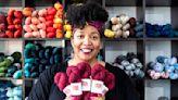 Crocheters celebrate one of their own: Vice President Harris - The Boston Globe