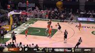 Top plays from Milwaukee Bucks vs. Phoenix Suns