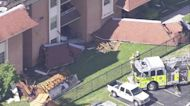 Roof of Miami-Dade building partially collapses