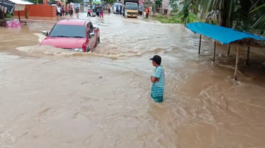 Thousands Affected as Flooding Strikes 19 Villages in Indonesia's Aceh Province