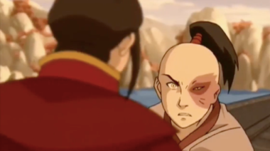 Some see a simple Wipe It Down, we see trenchant Avatar: The Last Airbender analysis