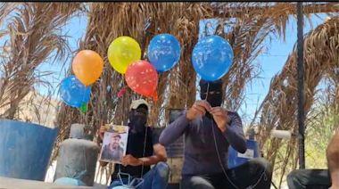 以巴再爆衝突!哈瑪斯特製「氣球炸彈」 加薩走廊26處起火-台視新聞網