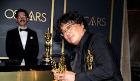Inside the 2020 Oscar Parties