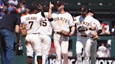 Dominant Giants not separating from Dodgers 'annoying'