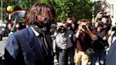 決戰倫敦?強尼戴普與前妻英國出庭 為他是否家暴爭辯