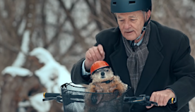 Bill Murray Finally Learns To Love Groundhog Day In This Hilarious Jeep Super Bowl Ad