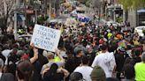 澳各大城市再度集會 反強制接種 籲結束封鎖