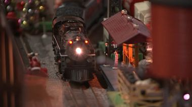 Trains at Brandywine River Museum of Art are Christmas tradition for many