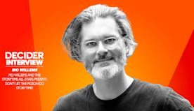 """Mo Willems, From 'Lunchtime Doodles' to HBO Max, is Always Looking for That """"Spark"""""""