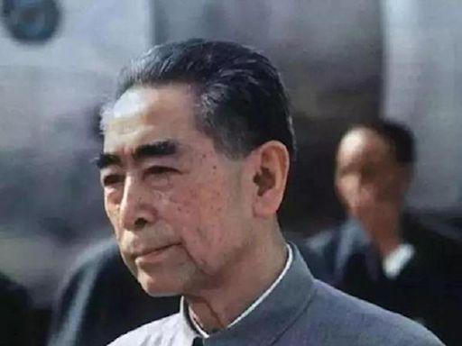 1956年,陳賡帶一少年到中南海,周總理見到後為何痛哭不已?
