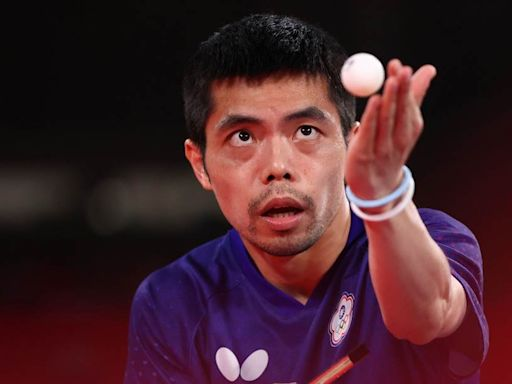 WTT桌球挑戰賽》莊智淵16強敗南韓剋星 台灣賽程告終