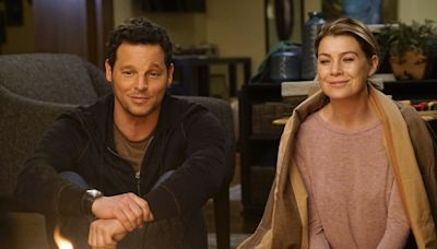 Grey's Anatomy Star Ellen Pompeo Just Reunited With Justin Chambers and Eric Dane