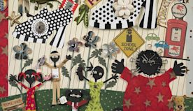 Museum Of Wisconsin Art Highlights Sisters Of Creativity