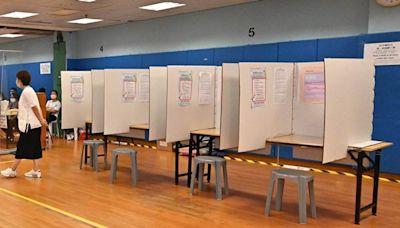 選委會選舉安排調查報告發表