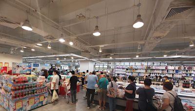 澳門超市再現排隊人潮 政府稱無需搶購