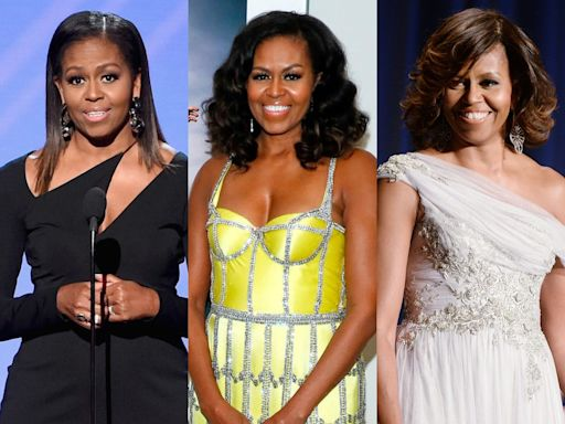 21 of Michelle Obama's best style moments