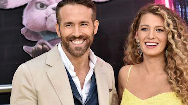 Blake Lively trolled Ryan Reynolds AGAIN on his birthday