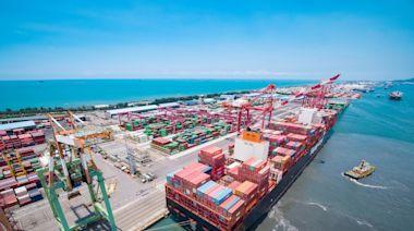 貨櫃運費持續墊高惟本周漲幅小 8月北美線直客收旺季附加費
