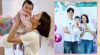 小珍珠滿一歲返出世醫院打針 楊茜堯再次感謝醫護 - 娛樂放題 - 娛樂追擊