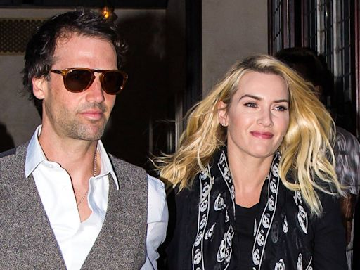 Kate Winslet Reveals the Real Reason Her Husband Changed His Name—Twice
