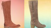 Knee-high boots are trending! Here are 5 pairs to try right now, from $45