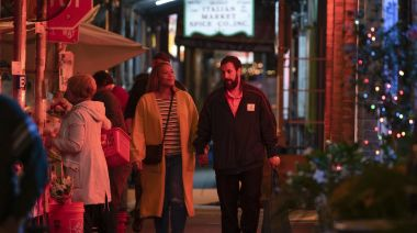 This is how he balls: See first look at Adam Sandler and Queen Latifah in Netflix's Hustle