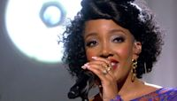 Mickey Guyton performs 'Love My Hair' on 'The View'
