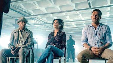【開箱】《保鑣救殺手2》 惡妻莎瑪希恩搶盡Odd Couple風頭 - 20210622 - 娛樂