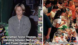 Nostalgic Pics to Take You Back to the 90's