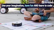 Kids can have fun and learn to code with this cool robot