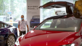引虎入室?特斯拉半年豪取 2 成 5 中國市佔 電動車新創難生存 - 自由電子報汽車頻道