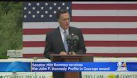 Mitt Romney To Receive JFK Profile In Courage Award For Trump Impeachment Vote, 'Courageous Defense Of Democracy'
