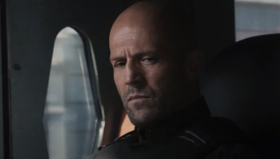 With Jason Statham's 'Wrath of Man' at #1, It's Another Testosterone Weekend at the Box Office