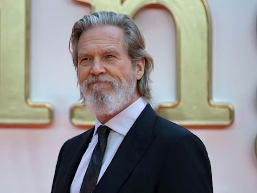 Hollywood legend Jeff Bridges diagnosed with lymphoma