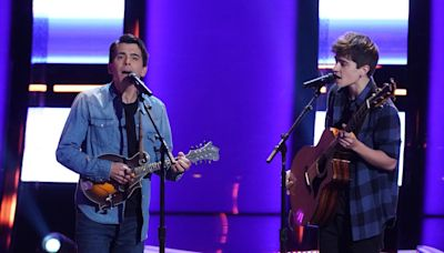 Father and teen trans son make history with 'The Voice' audition: 'The only thing that matters is the art and who the person is inside'